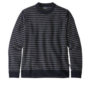 {Patagonia} Mens Recycled Wool Sweater Size L